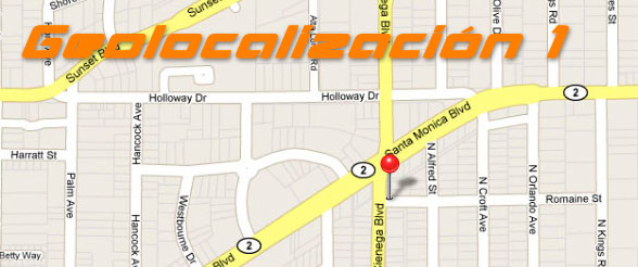 Como Geolocalizar un usuario con HTML5, primera parte
