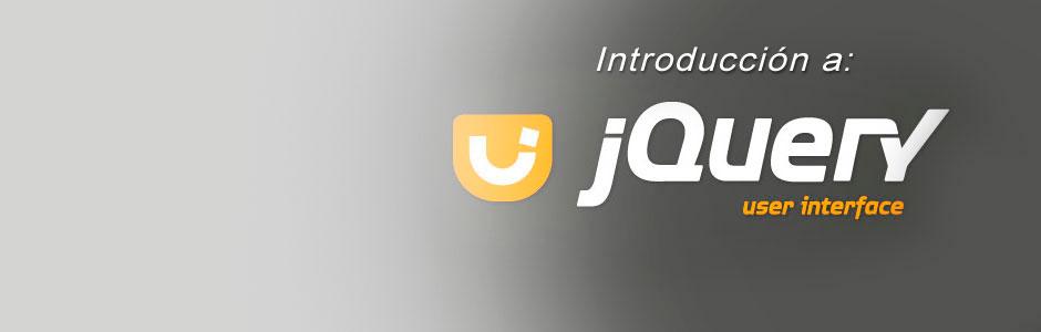 Jugando con jQueryUI: Introducción