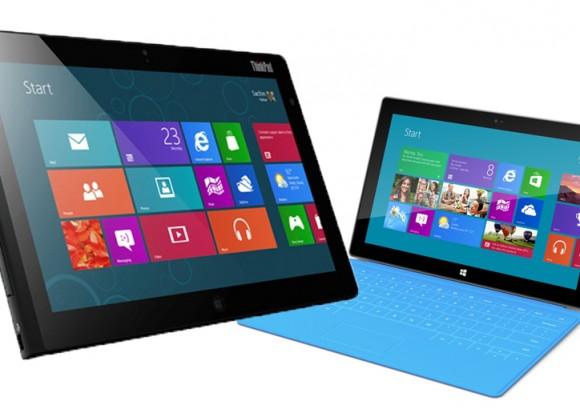 Se viene Windows 8, Internet Explorer 10 y Surface Tablet con HTML5