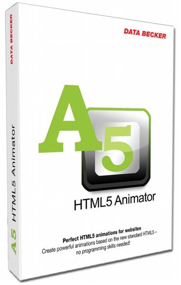 Ya está disponible la versión oficial de A5 HTML5 Animator