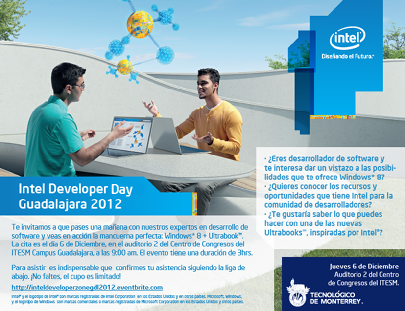 Intel Developer Day