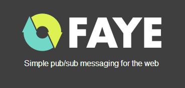 Faye. Provee servidores de mensajes para Node.js y Rubí mediante el protocolo Bayeux
