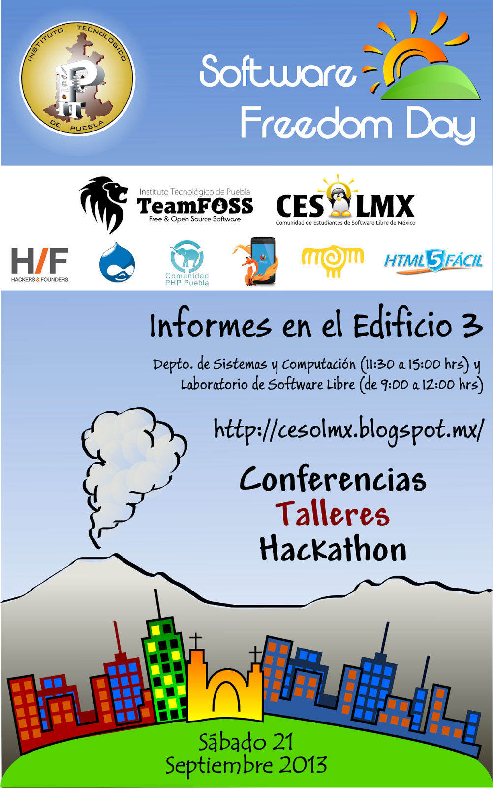 ¡Software Freedom Day ya viene!