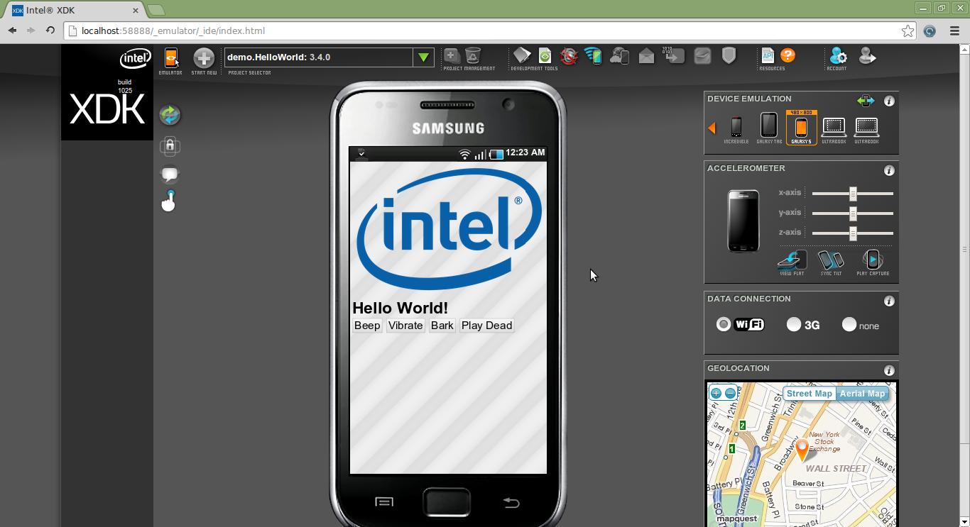 Desarrollo de aplicaciones basadas en tecnología Intel® para Android