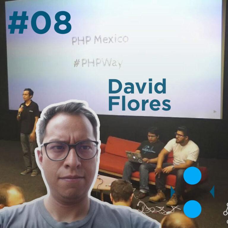 #08 – David Flores e InertiaJS