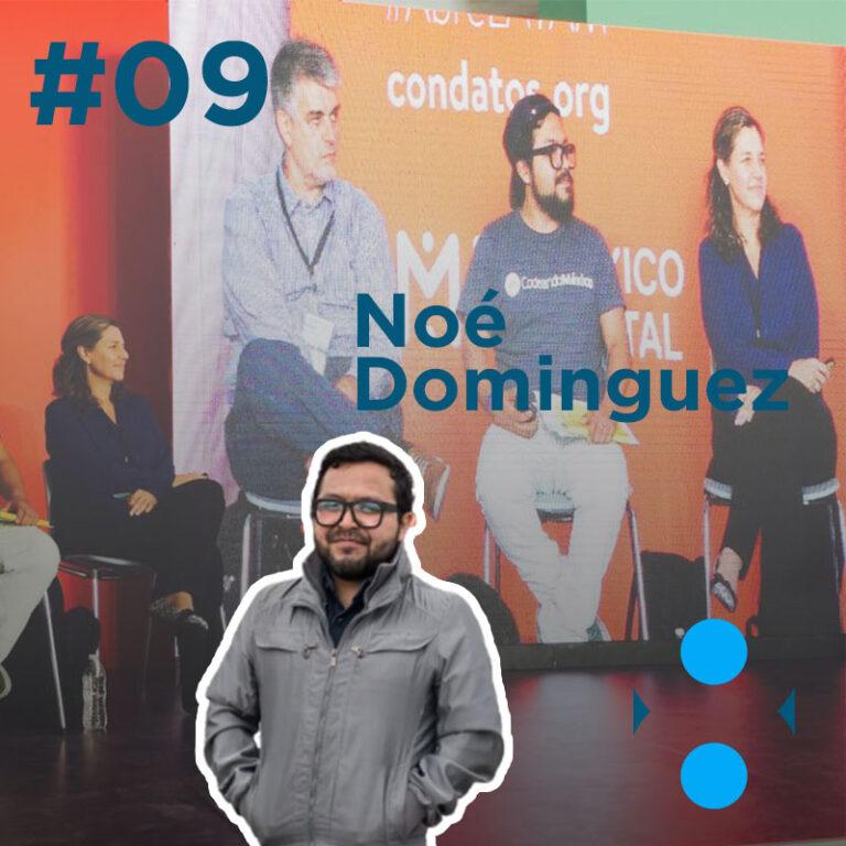 #9 – Noé Dominguez y como irte a España