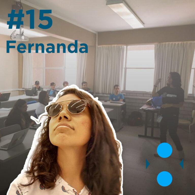 #15 – Qué es un buen Hackathon con Fernanda Ochoa